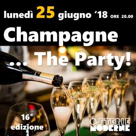 Champagne  … the Party!   16°  edizione